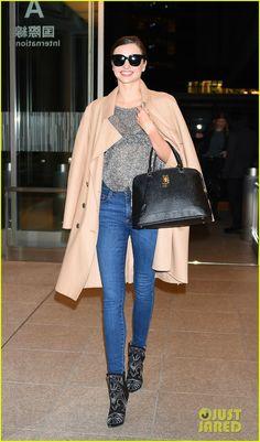 Miranda Kerr Classy Look