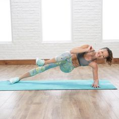 Total-Body Super Tabata - Get Ready to Sweat!