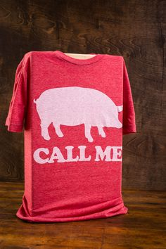 Call Me Tee - Only Arkansas fans get this