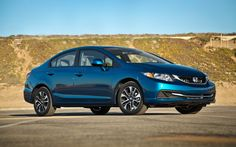 Latest New Shape Honda Civic-2013 Car Model Review with Engine