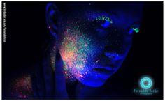 Neon photography By Fernando Terán.
