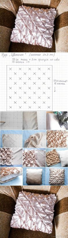 DIY Pillow with Flower Pattern is creative inspiration for us. Get more photo about diy home decor related with by looking at photos gallery at the bottom of this page. We are want to say thanks if you like to share this post to another people via your facebook, pinterest, …