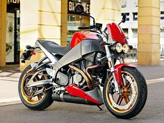 Buell Lightning XB12S - Motorradmarken - MOTORRAD online