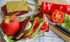 Genialt grønnsaksbrød til matpakka | EXTRA