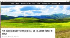 My photo of Umbria in un holiday site http://www.oliverstravels.com/blog/via-umbria-discovering-best-green-heart-italy/?olv=ZTFbbc