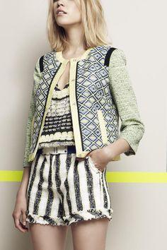 jacquard   MSGM--great clothing line www.stockholmmarket.com