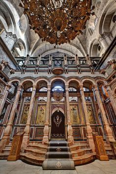Catholicon in the Church of the Holy Sepulchre, Jerusalem