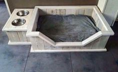 Dog Bed - One-of-a-kind