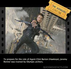 The Avengers, Jeremy Renner