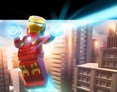 LEGO Iron Man -- New Character Images and Concept Art for LEGO Marvel Super Heroes | Superhero Hype