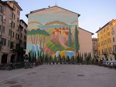 murales in Brescia , italy www.dallolio.it