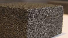 Crean esponja de grafito que con luz solar calienta el agua hasta vapor