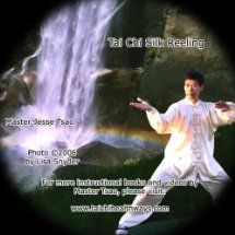(WATER BENDING based on modern Tai Chi) video: Tai Chi Silk Reeling: Jesse Tsao: Amazon Instant Video Note: This video is really really simple. My mom could do this. He gives each move step by step, just fast forward 30 minutes.