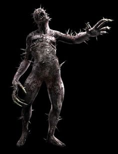 regenerator from resident evil . not sure weather to put this on the gaming board, or the drunk science board! Game Character Design, Character Concept, Character Art, Concept Art, Resident Evil Video Game, Leon S Kennedy, Evil World, The Evil Within, Batman Vs Superman
