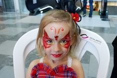 one stroke butterfly face paint. The one stroke technique is a fast way of painting and impressive too. Butterfly Face Paint, One Stroke, Painting, Painting Art, Paintings, Painted Canvas, Drawings