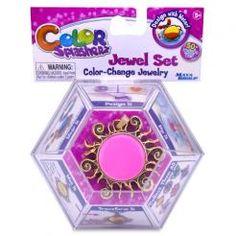 Color Splasherz Jewel Set $4.99