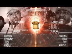 B MAGIC VS Ill WILL SMACK/ URL
