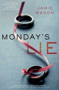 Book Review: MONDAY'S LIE by Jamie Mason