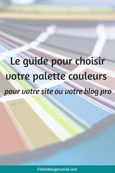 Pour choisir les couleurs de votre site internet, vous devez aller plus loin que juste prendre vos 3 couleurs préférées.  Avec les couleurs de votre site, vous transmettez un message et créez une atmosphère qui deviendra en quelque sorte votre signature.