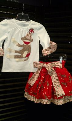 love this applique and outfit