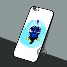Dory Gives Me Life - iPhone 7 6 5 SE Cases & Covers #cartoon #animated #FindingNemo