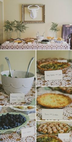 Woodland baby shower theme by Carter & Cook Events (1)