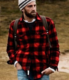 lumbersexual dating website