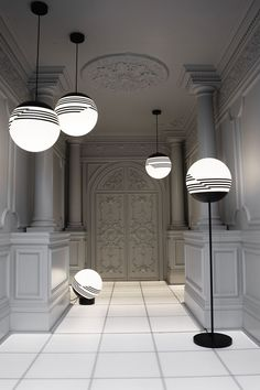 Lee Broom Takes His Latest Lighting Collection on the Road
