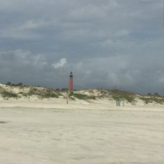 #Lighthouse at Ponce Inlet