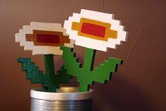 Marios Bros flowers