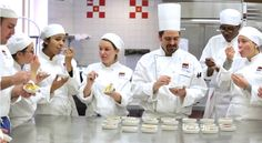 Scott McMillen - Pastry School - Pastry Class - Pastry Chef - Institute of Culinary Education