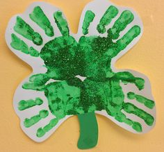 Shamrock craft.