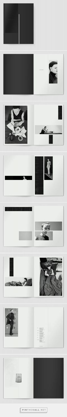 Notter + Vigne, S/S12 Naska men, Lookbook Rick Owens, 2011. Apart from that I love Rick Owens anyway this is just perfect.
