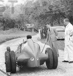 Jean Pierre Wimille, Prescott 1939, Bugatti Type 59/50B.