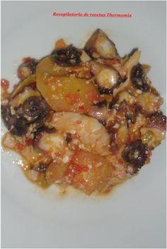 Receta hecha, probada y escrita por Blog Recopilatorio de recetas  Tere y Merchy.     En veranito apetecen comidas refrescantes y ...