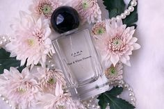 ZARA Woman Pear and White Flowers | South African Beauty Blogger #ZARAPerfumes