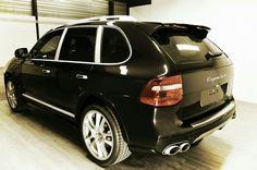 Cayenne Turbo 2010