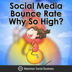Social Media Bounce Rate – Why So High?