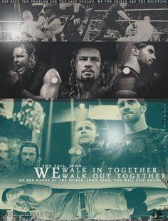 The Shield. WWE