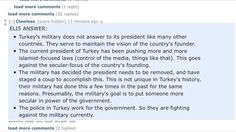 (62) News about #Turkey on Twitter
