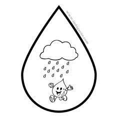 Water Crafts Preschool, Water Day, Coloring Pages, Snoopy, Fictional Characters, First Day Of Class, First Year, Physics Questions, Manualidades