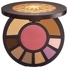 Sephora: Tarte : Coral Crush Amazonian Clay Eye & Cheek Palette  : combination-sets-palettes-value-sets-makeup