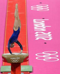 Carlotta Ferlito Photo - Olympics Day 2 - Gymnastics - Artistic