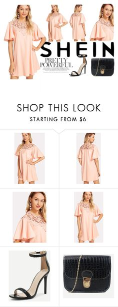 """""""SHEIN"""" by armina-saric ❤ liked on Polyvore"""