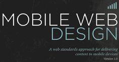 Mobile Web designing,