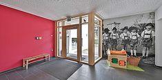 Starke Farben für starke Kids: Caparol Design Studio, Stark, Divider, Room, Furniture, Home Decor, Kids Day Out, Colors, Bedroom