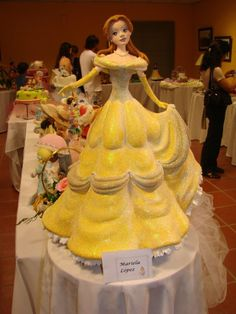 Belle, Beauty and the Beast #cake