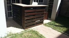 Outdoor Furniture, Outdoor Decor, Outdoor Storage, Home Decor, House Decorations, Homemade Home Decor, Decoration Home, Yard Furniture, Interior Decorating