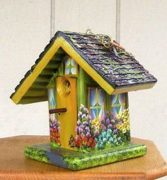 great bird house