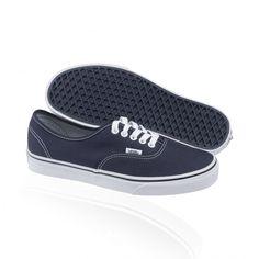 84d175a976 Authentic Dark Blue  True White Vans Authentic